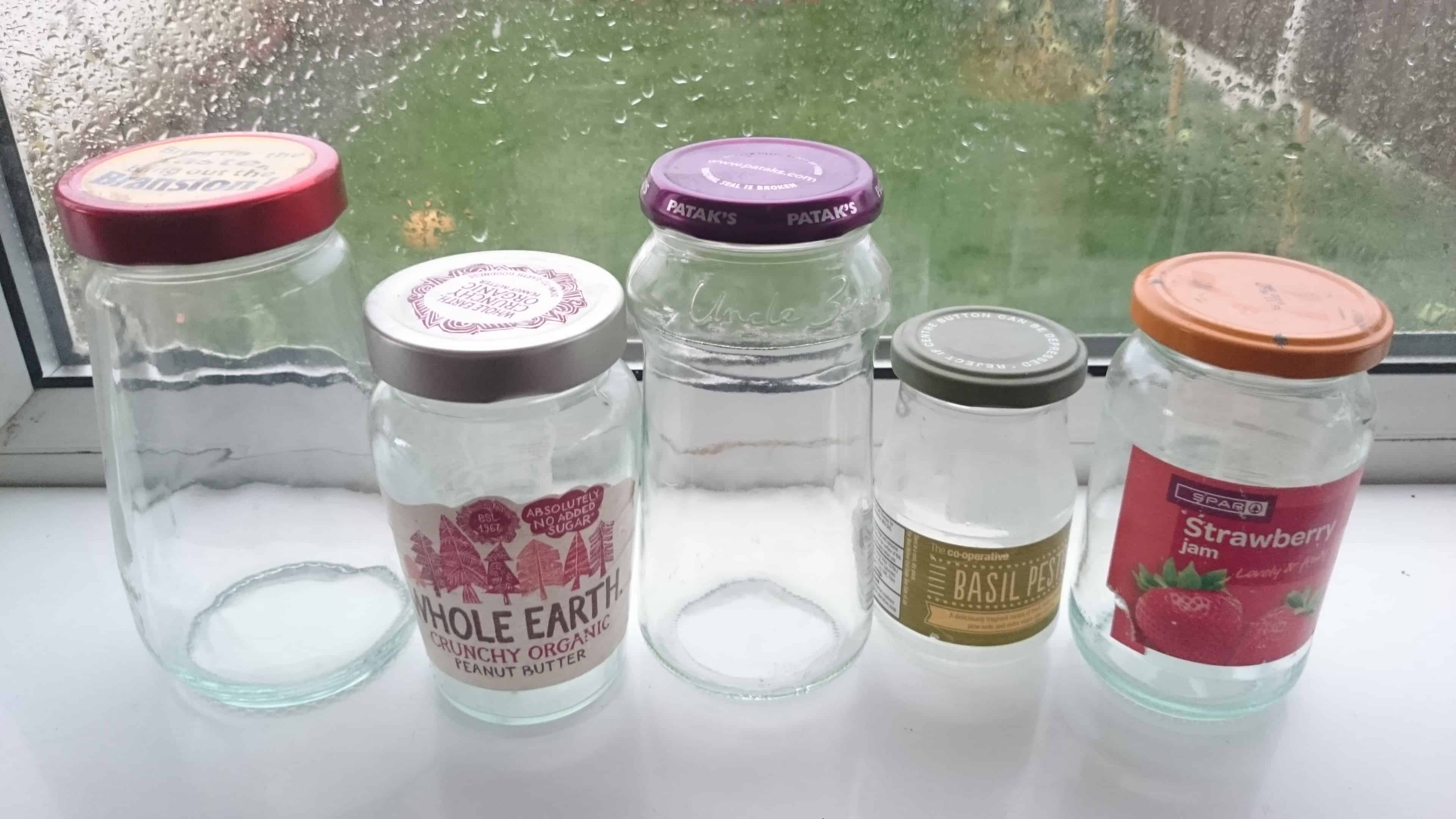 How to Sterilize Jars for Home Made Jams & Chutneys – A Christmas Countdown