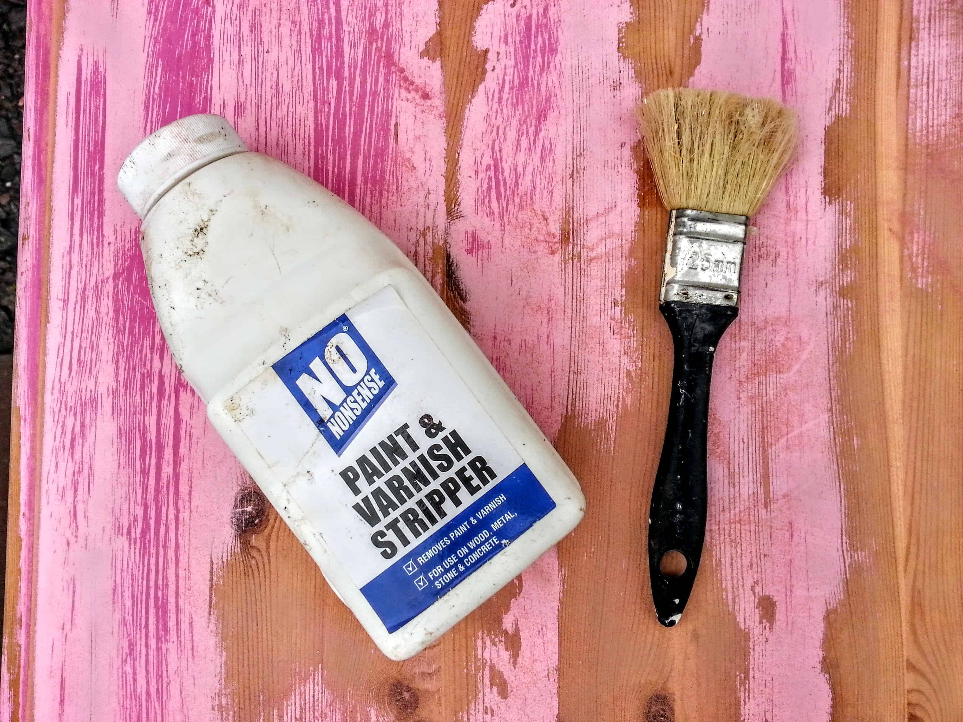 Screwfix's Paint & Varnish Stripper – First Impressions