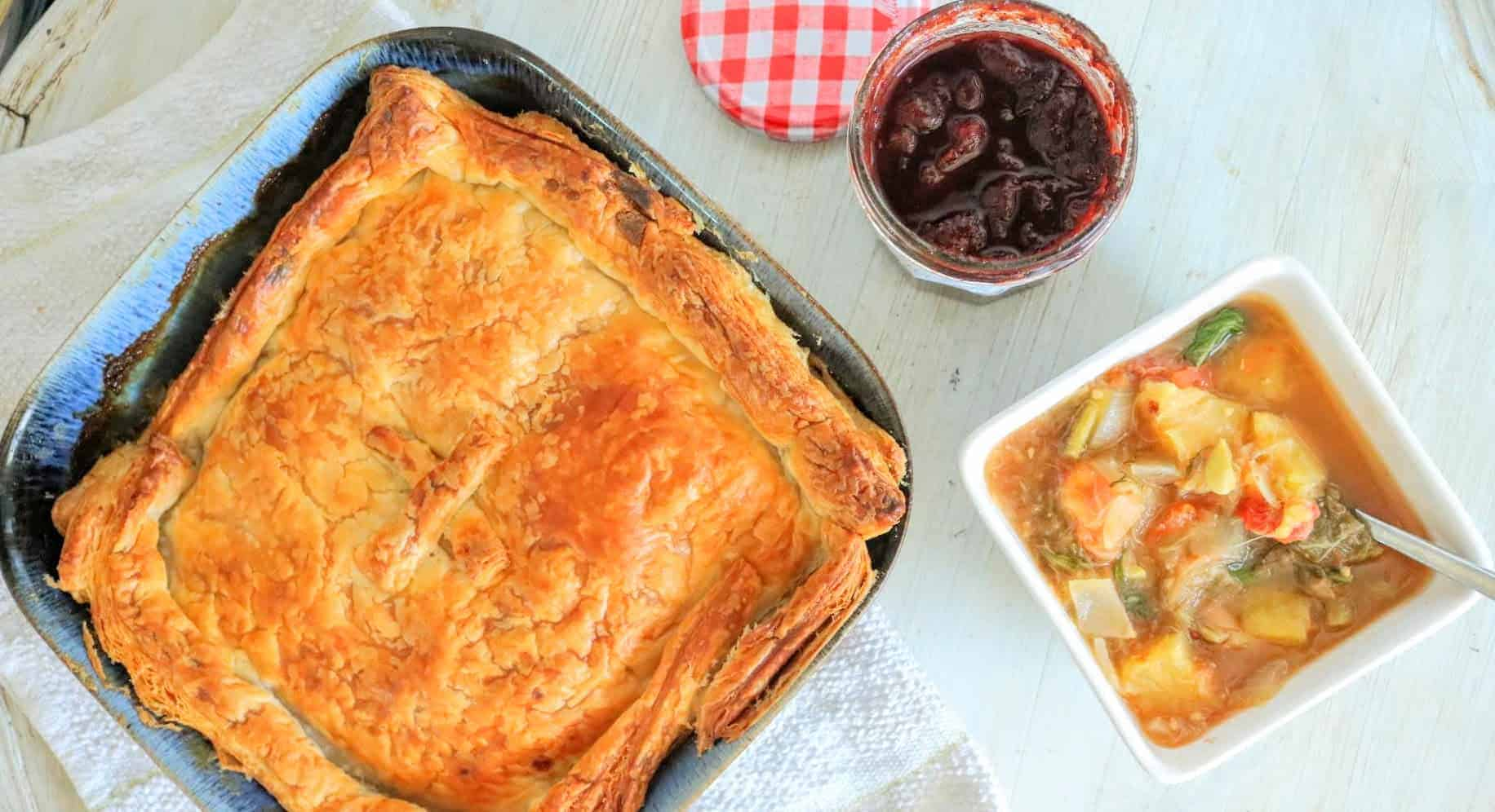 Favours for Neighbours: 2 Rhubarb Recipes