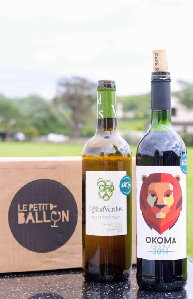 Le Petit Ballon 1 Month Wine Subscribtion Giveaway