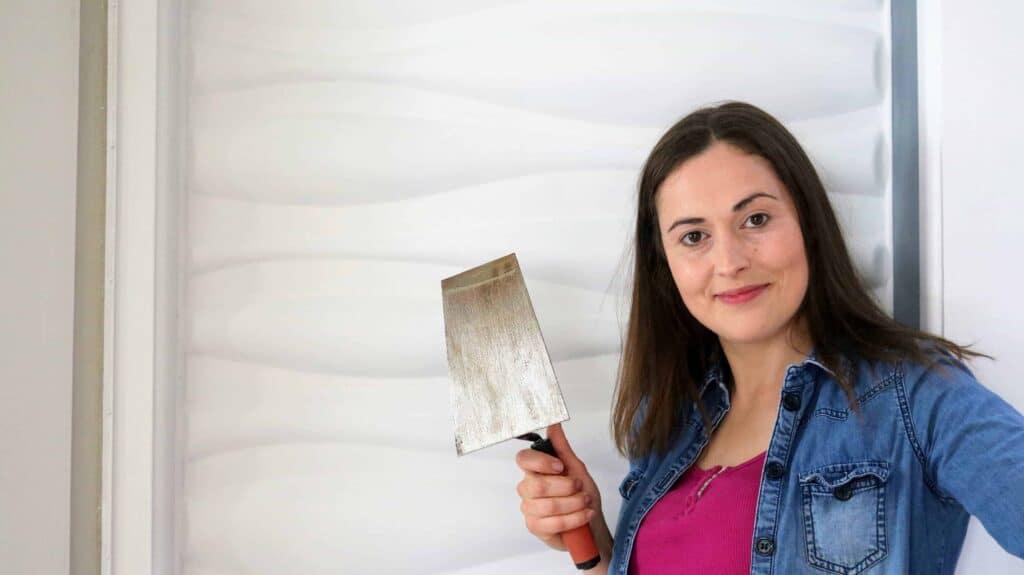 DIY Plastering Before Tiling