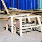 Making Strong & Cheap Sawhorses