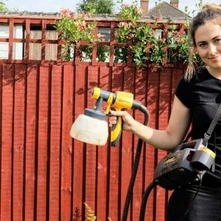 Wagner Fence & Decking Sprayer Review