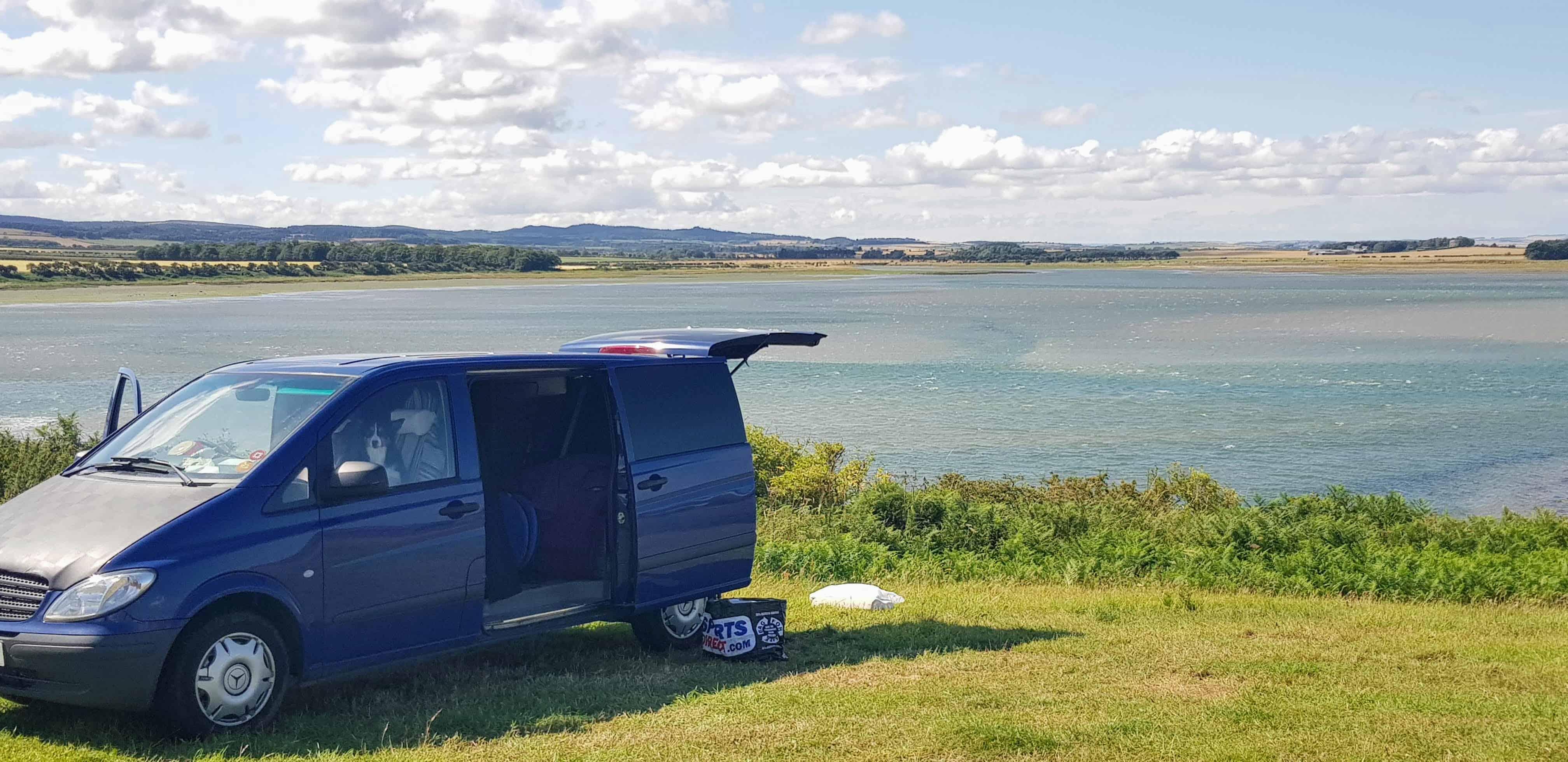 Northumbria, Cumbria & Rutland Camper Van Vlog