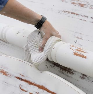 How to Make Chalk Paint: Calcium Carbonate Method