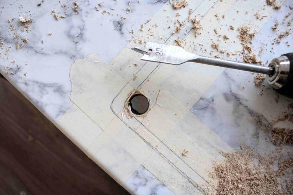 Jigsaw Blade Laminate Worktop 4 Black Decker A5193 Down