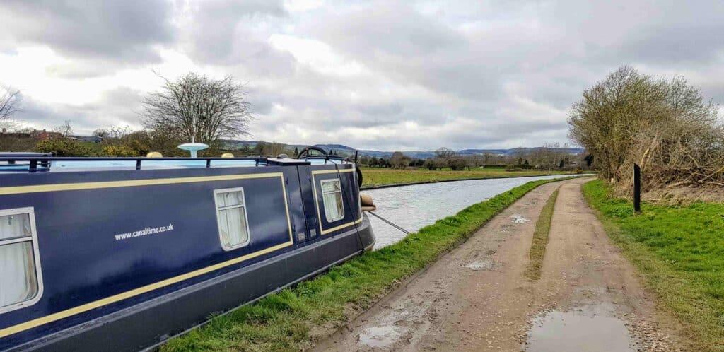 canaltime narrowboat, uk canal boat hire