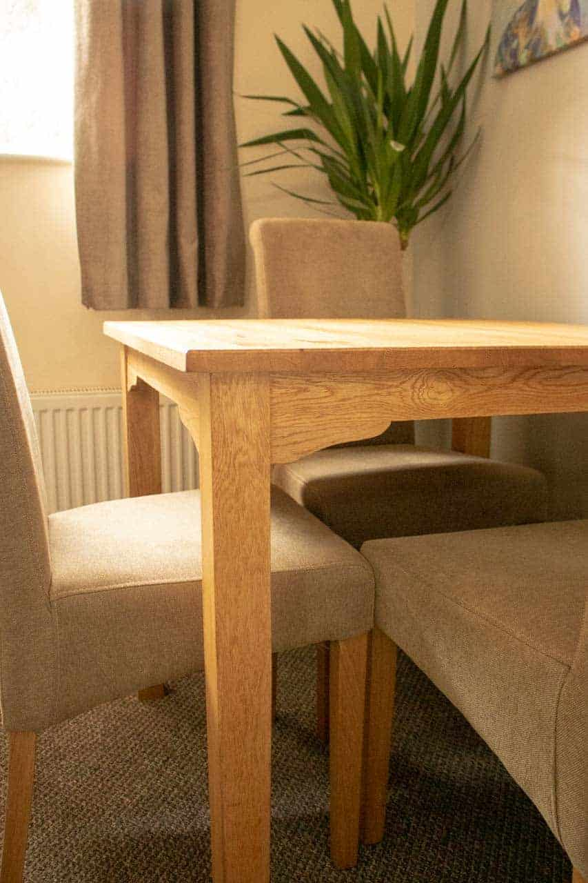how to restore oak furniture