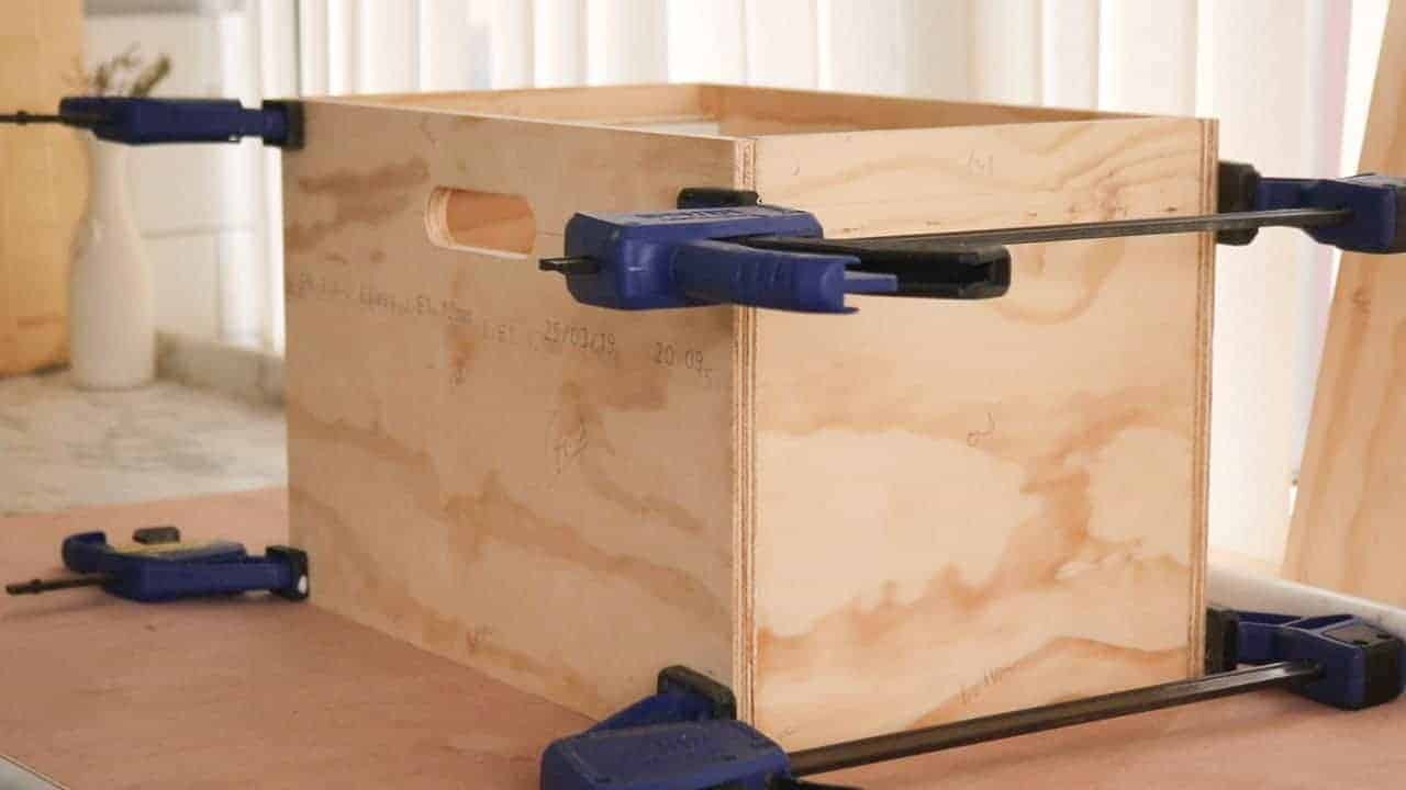 clamped box file