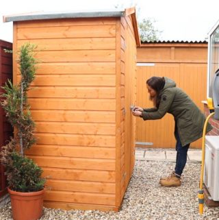 How To Build A Wickes Shed The Carpenter S Daughter
